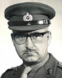 LCol David Veitch, CD (Ret'd)