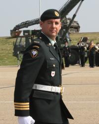 Lieutenant-Colonel Jim Julien, CD