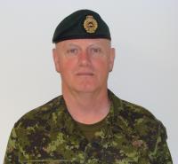 Capt David Wylde, CD