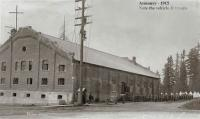 Fells Armoury, North Vancouver, 1915