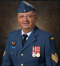 Sgt Denis Audet, CD (Ret'd)