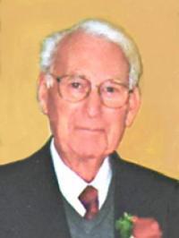 Lieutenant Stirling Alfred Baudoux (Ret'd)