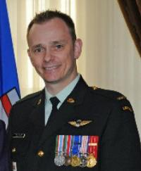 Capt Michael Bellemare, CD