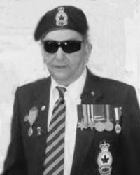 "Spr Hermas Augustin ""Joe"" Berry (Ret'd), 67-year Life member of the RCL"