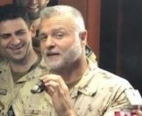Maj Frank Bird, MSM, CD