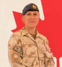 Captain Adèle Boivin, CD