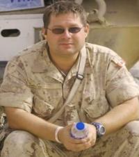 Sgt Dale Brophy, CD