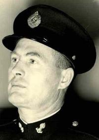 Sgt Bob Burr, CD (Ret'd)