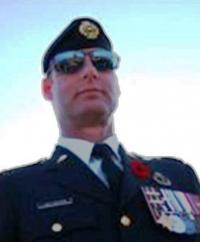 Maj D.J. Callaghan, CD