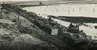 Canadian Tanks in South Beveland