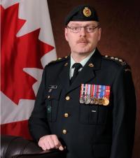 Capt JJLD Lacasse, CD
