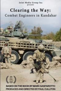 Clearing the Way: Combat Engineers in Kandahar, cover