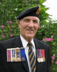 WO Clarence Wilfred Croft, CD (Ret'd)