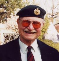 Sergeant Gordon Leslie Croucher (Ret'd)