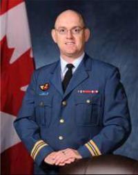 Maj Steve Cumpsty, CD