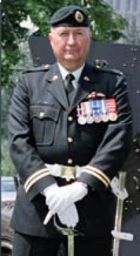 Capt Daniel J.R.L. Cyr, CD