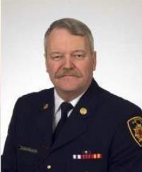 Gervais Deschênes, CD (FR - Fire Chief)