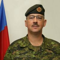 Captain Roger Dewland, CD