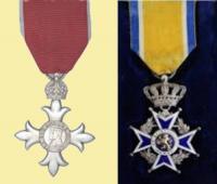 Henk Duinhoven Medals