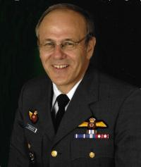 LCol Serge Duplain, CD
