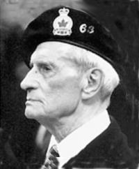 L/Sgt Mervin George Durham, MM (Ret'd)