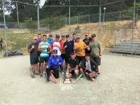 Victorious Esquimalt RP-Ops Slo-Pitch Team