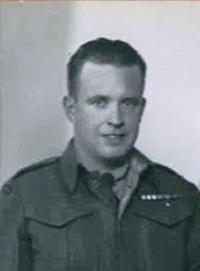 Sapper Robert George Fells (Ret'd)