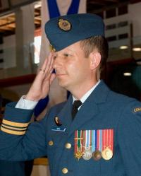 Lieutenant Colonel James Fera CD, P.Eng