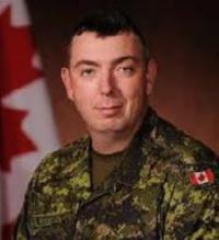 Sgt Troy Ferguson, CD