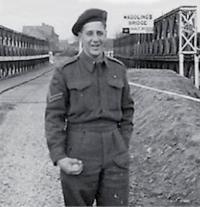 Corporal Stanley Clark Fields (Ret'd)