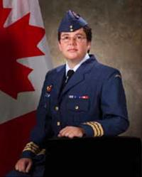 LCol Carrie A. Fortier, CD