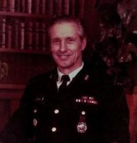 WO Wallace Edward Gardner, CD (Ret'd)