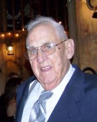 Sgt Vernon George Giberson, CD, (Ret'd)