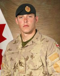 Sapper Sean Greenfield