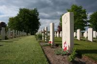 Groesbeek Canadian War Cemetery