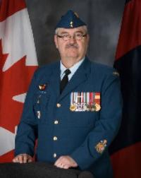 CWO Stephen Hatfield, CD