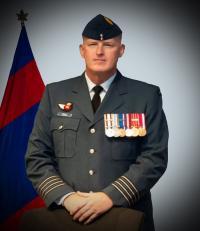 Col D.R. Henley, MSM, CD