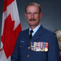 CWO Lloyd Robert Hodgins, MMM, CD