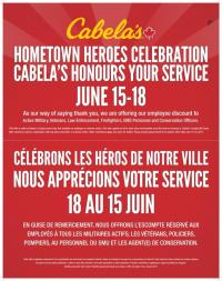 Hometown Heroes Poster Page 2 avec francais