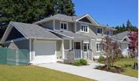 New townhouse built at 19 Wing Comox