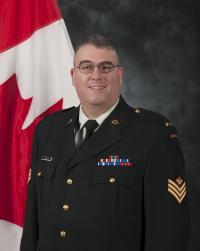 Sgt J.A. Lacelle, CD