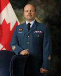 CWO Paul Kombargi, CD