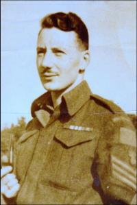 Sgt Bill Ludlow September 1945