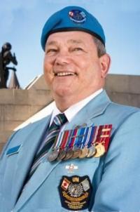 Maj Wayne Mac Culloch, CD