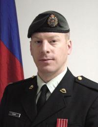 Capt Mike Machin, CD