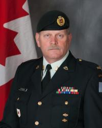 Capt John McPherson, CD