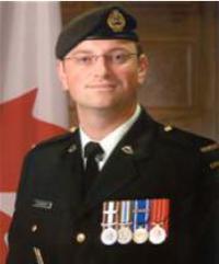 Major Nicholas Vlachopoulos, PhD, CD, PEng