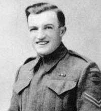 """Corporal Clifford """"Buster"""" Mandville (Ret'd)"""