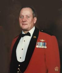 WO Kenneth Albert Bruce Markell, CD (Retd)