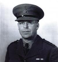 Honorary Capt Cyril Martin